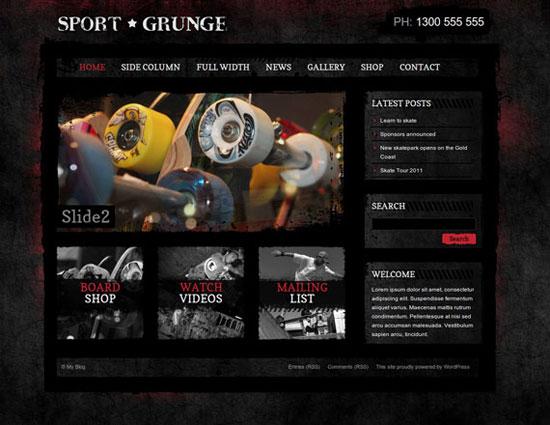 Sport Grunge