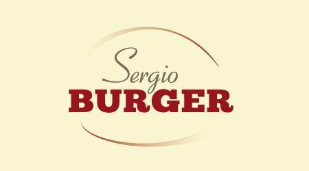 Création de logo Sergio Burger
