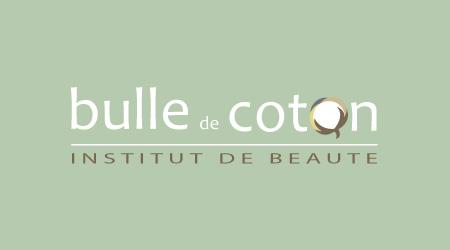 Création de logo Bulle de Coton