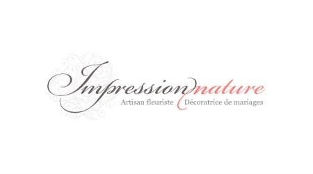 Création de logo Impression Nature