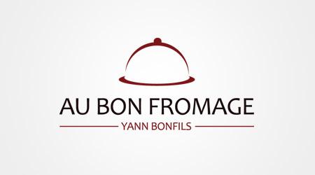 Création de logo Au Bon Fromage